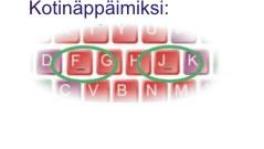 Ohjeet kymmensormijärjestelmään online